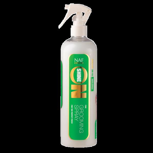 NAF Shine On Grooming Spray Glans Paard 500 ml