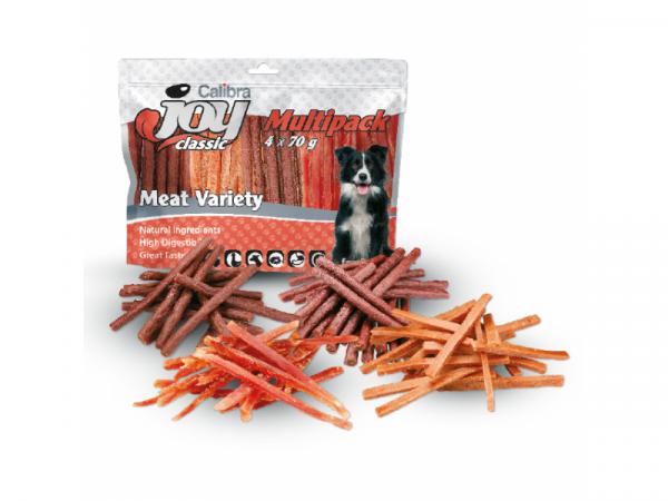 Calibra Joy Dog Pack Meat Variety Mix 280 gram