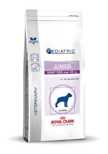 Royal Canin Giant Dog Junior >45kg 14kg -Hondenvoer spijsvertering+gewrichten pups zeer grote honden