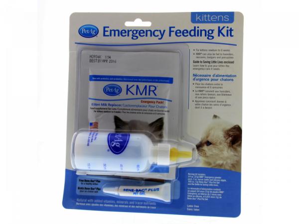 KMR Emergency Feeding Kit Kat 60 ml