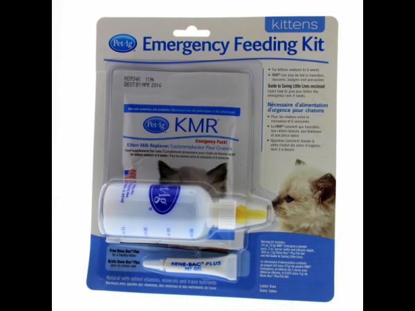 KMR Emergency Feeding Kit Kat 60 ml