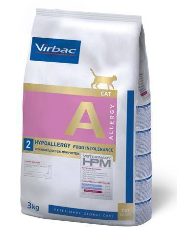 HPM Veterinary Hypoallergy A2 Kat 3 kg