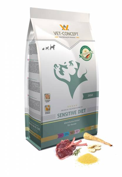 Vet-Concept Sensitive Diet Geit Hond