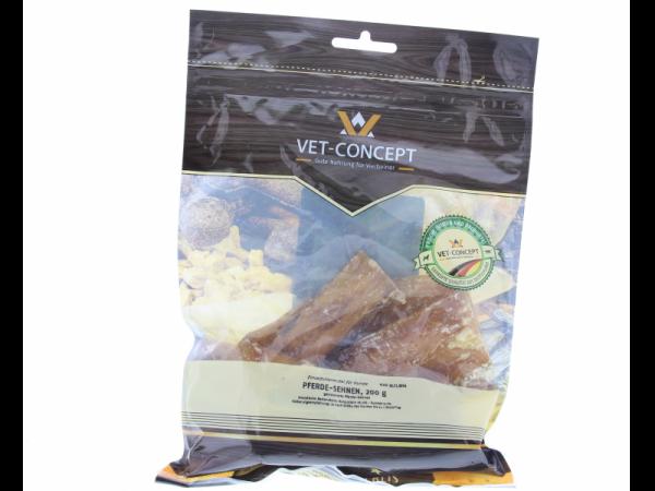 Vet-concept Paardenpezen Snack Hond 200 gram