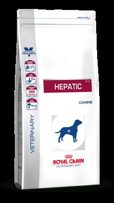 Royal Canin Hond Hepatic