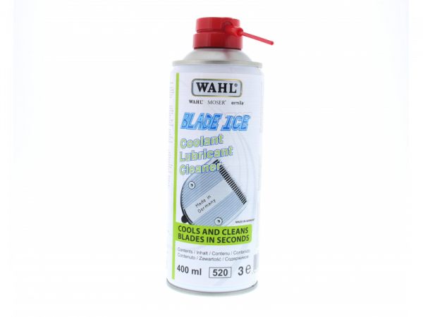 Tondeusespray Wahl Blade Ice 400 ml