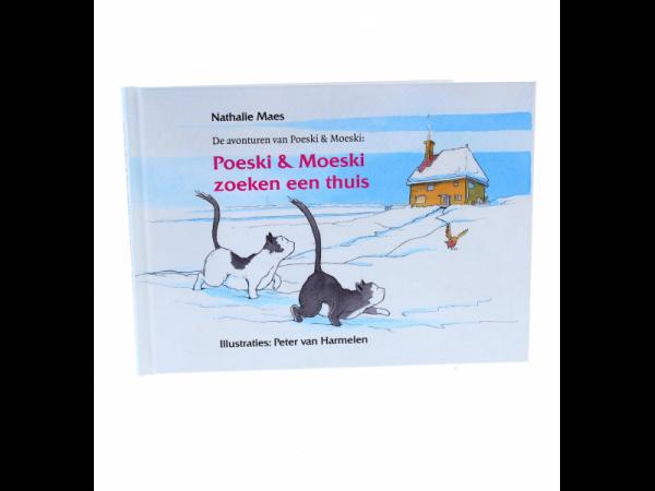 Boekje Poeski en Moeski zoeken een thuis