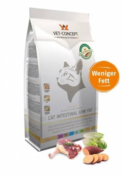 Vet-Concept Intestinal Low Fat Kattenvoer