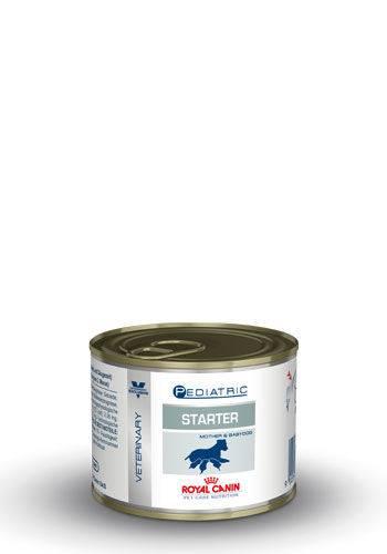 Royal Canin Starter Mousse - Natvoer gemakkelijke en veilige overgang van moedermelk naar vast voer