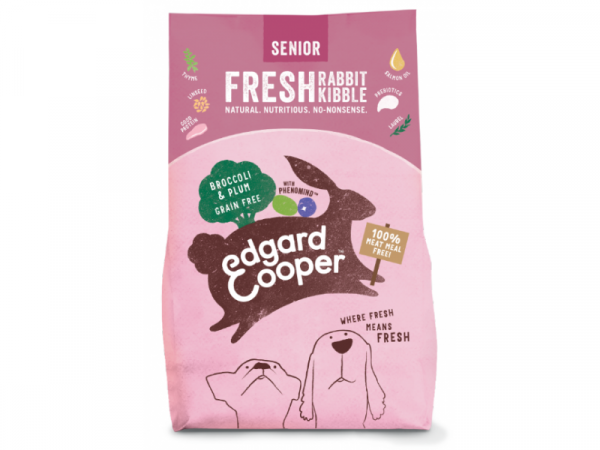 Edgard & Cooper Senior Hondenvoer Vers Konijn