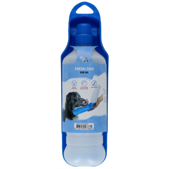 Coolpets Fresh 2GO Water Drinkfles 500 ml