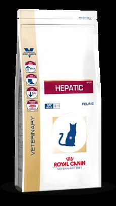 Royal Canin Hepatic Kat