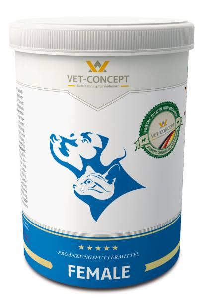 Female Vet-Concept Moeder Hond Kat 500 gram