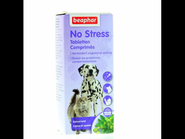 Beaphar No Stress (Zenuw) Hond Kat Tabletten