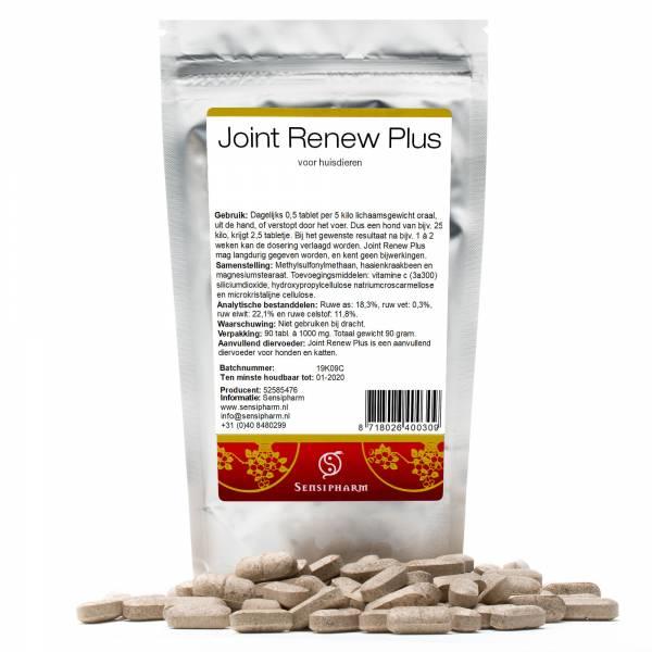 Sensipharm Joint Renew Plus Huisdieren
