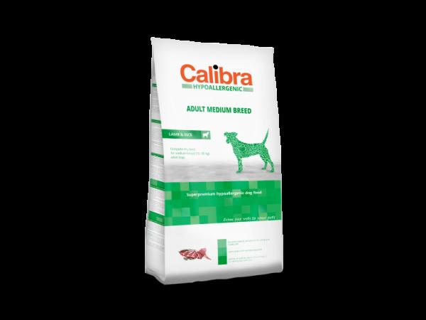 Calibra Dog Hypoallergenic Adult Medium Breed Lamb & Rice