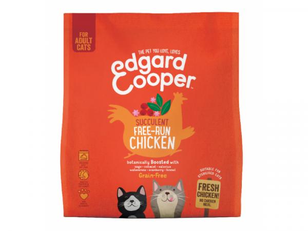 Edgard & Cooper Adult Verse Scharrelkip met Salie en Valeriaan 1.75 kg