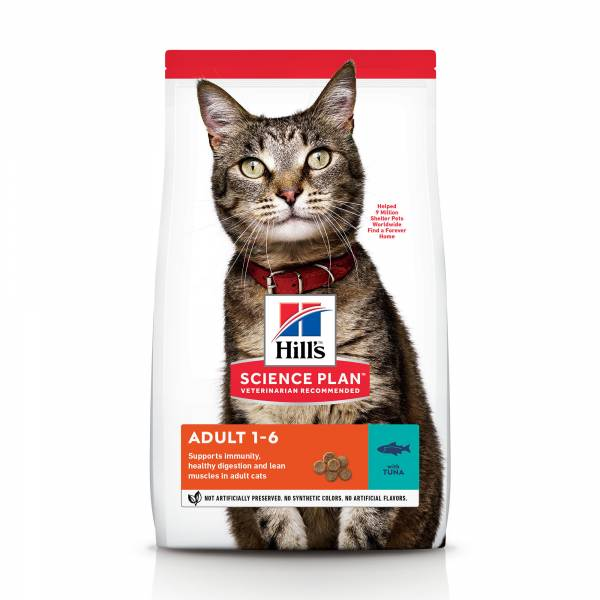 Hill's Science Plan Feline Adult Tuna