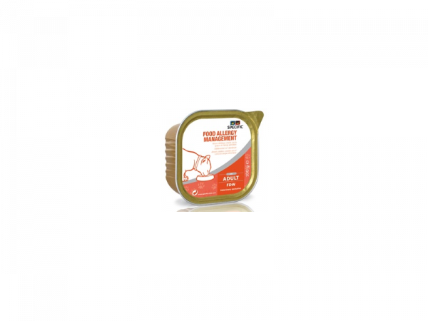 Specific Food Allergy Management FDW kat 4 x 7 x 100 gram
