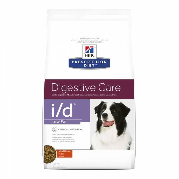 Hill's ID Low Fat Canine