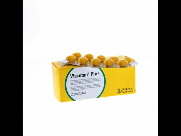 Viacutan plus 550 mg 40 capsules