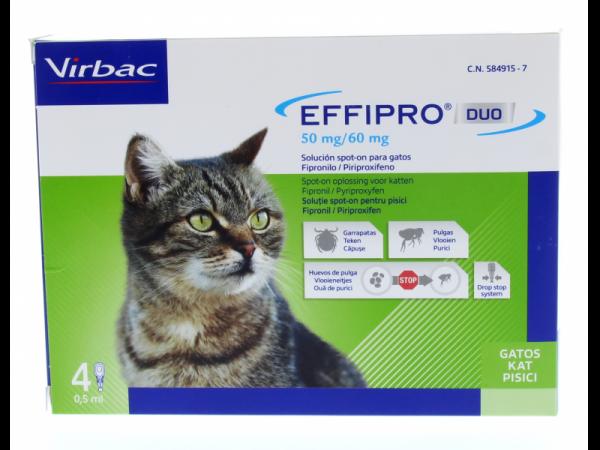 Effipro Duo Spot-on Kat