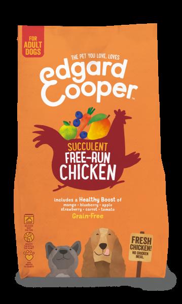 Edgard & Cooper Adult Hondenvoer Verse Scharrelkip