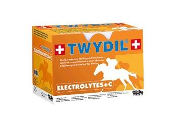 Twydil Electrolytes + C Herstel paard 10 zakjes