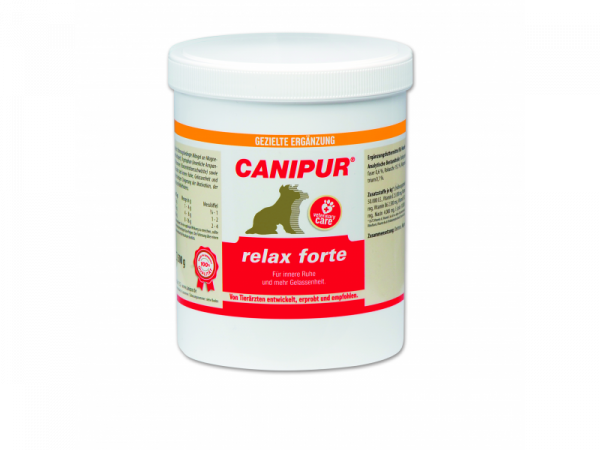 Canipur Relax Forte 500 g