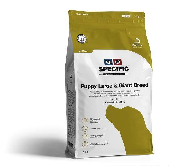 Specific Puppy Large en Giant Breed CPD-XL