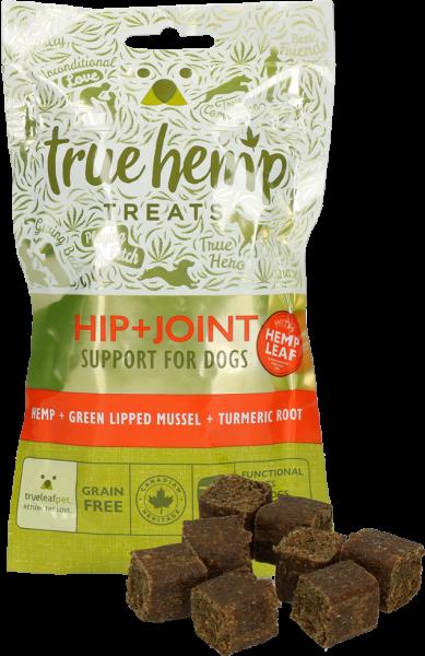 True Hemp Hond Hip + Joint Treats 22 stuks