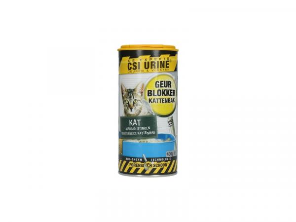 CSI Urine Kattenbak Granules 400 gram