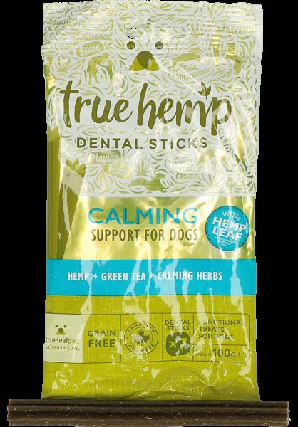 True Hemp Hond Dental Sticks Calming 7 sticks