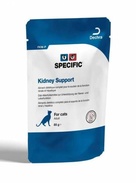 Specific Kidney Support FKW-P 4 x 12 x 85 gram