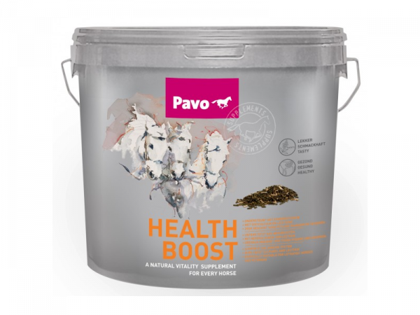 Pavo Health Boost 8 kg