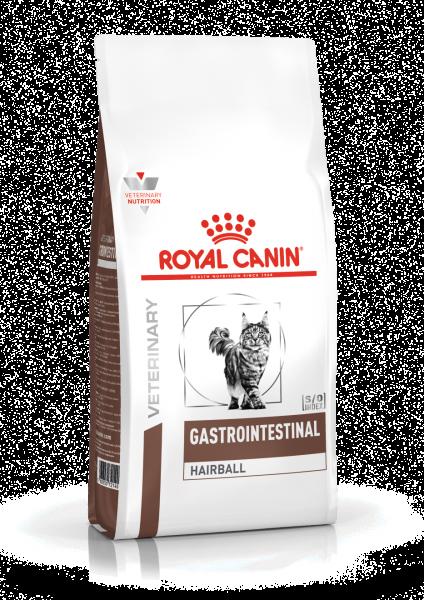 Royal Canin Gastro Intestinal Hairball - Kattenvoer ter ondersteuning bij haarballen 4 kg