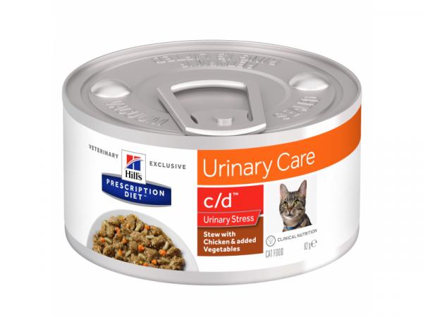 Hill's Prescription Diet CD Feline Urinary Stress Reduced Calorie