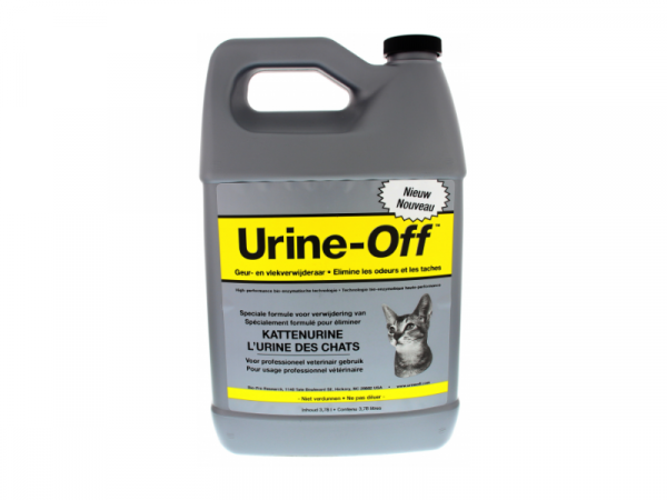 Urine Off voor kat- en kittenurine