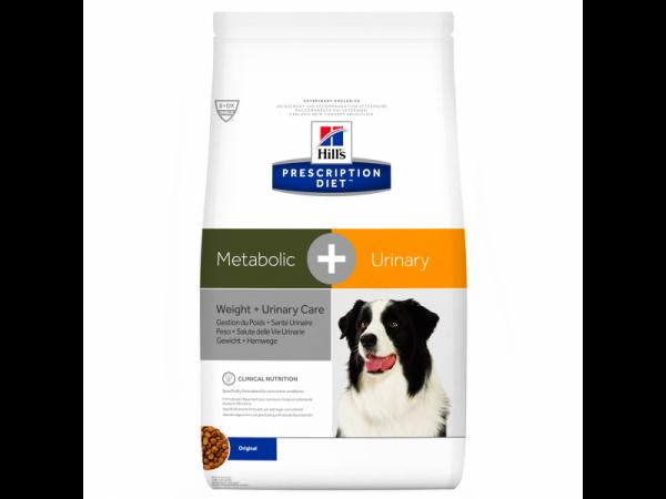 Hill's Prescription Diet Metabolic plus Urinary Canine