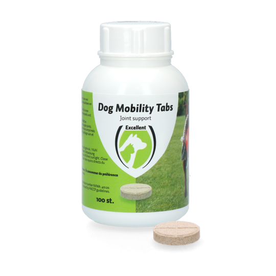 Dog Mobility Tabs 100 tabletten