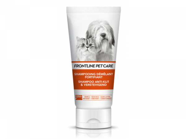Frontline Pet Care Shampoo Anti-Klit en Verstevigend 200 ml