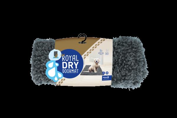 Royal Dry Droogloop deurmat Hond