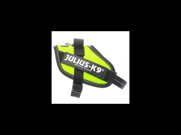 Julius-K9 Hondentuig Neon Groen Maat 3