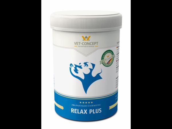 Relax Plus Vet-concept Rust Hond 500 gram