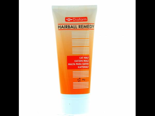 Diafarm Kattenmout Anti-Haarballen tube 50 gram
