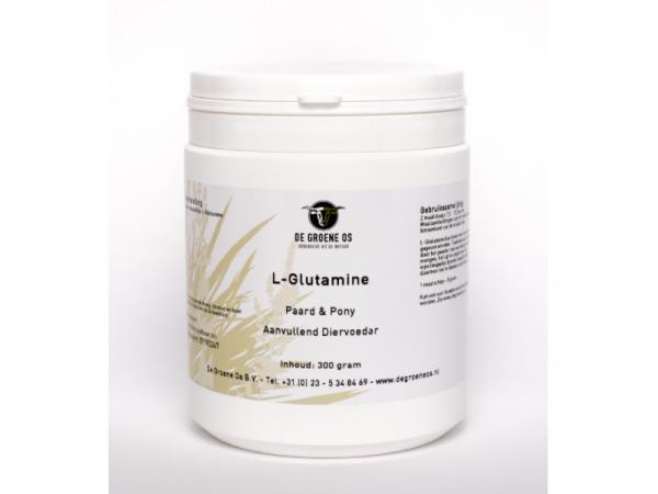 L-Glutamine Paard & Pony 300 gram