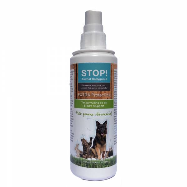 STOP! Animal Bodyguard Extra ProtecTick Spray 125 ml