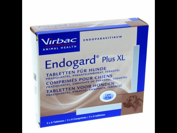 Endogard Plus XL 12 smakelijke tabletten