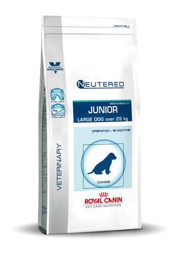 Royal Canin Large Dog Neutered Junior