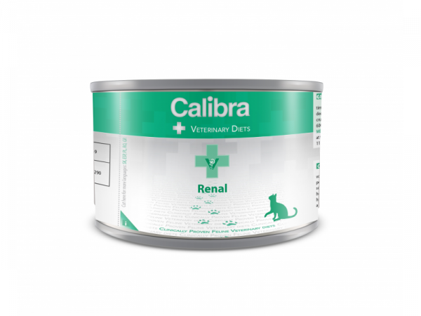 Calibra Cat Veterinary Diets Renal 6 x 200 gram